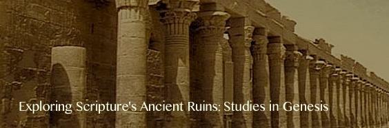 Ruins. Genesis Studies