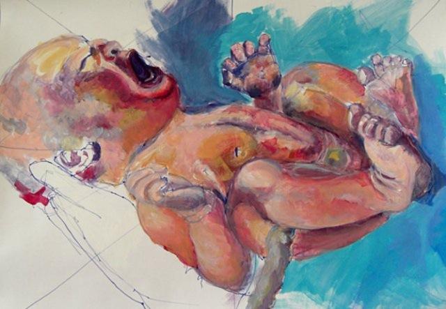 Exodus Infant Art