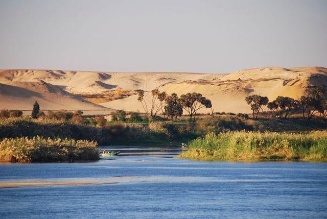 Exodus Nile