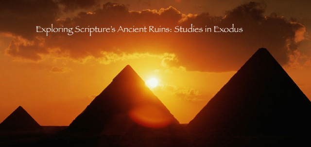Exodus Studies Pic