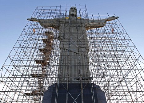 Rio Jesus Renovation